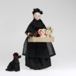 Erwachsene & Fantasy - Puppenhauspuppen aus Porzellan